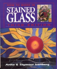 How to Work in Stained Glass : Cover